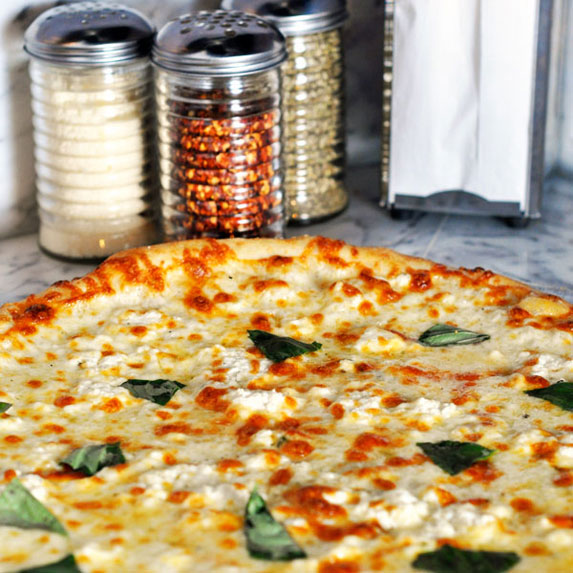 10. Eat at Secret Pizza