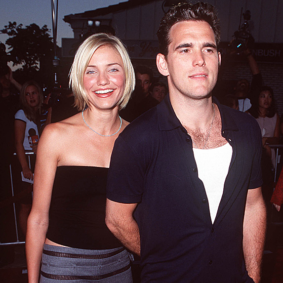 Cameron Diaz and Matt Dillon