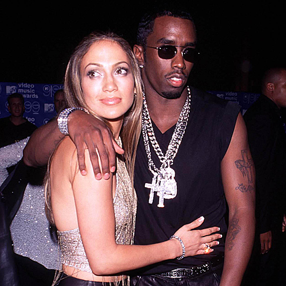 Jennifer Lopez and Sean Combs dated
