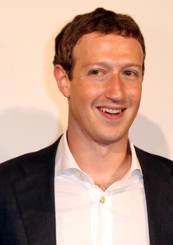 2. Mark Zuckerberg
