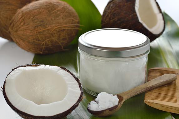 Coconut Oil Mask