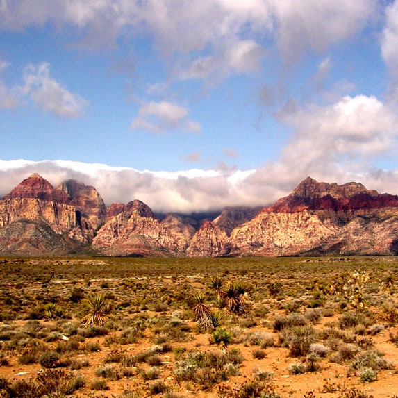 6. Visit Red Rock Canyon National Conservation Area