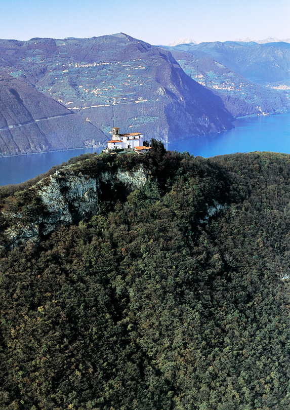 8. Monte Isola, Lombardy