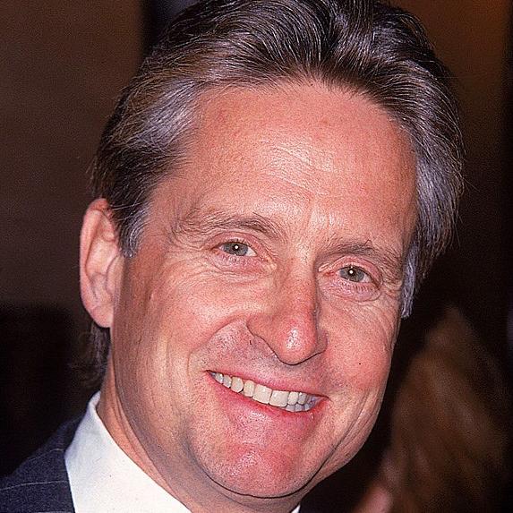 Michael Douglas in 1993