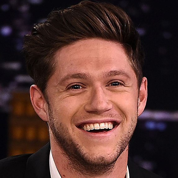 Niall Horan on 'The Tonight Show' in 2017