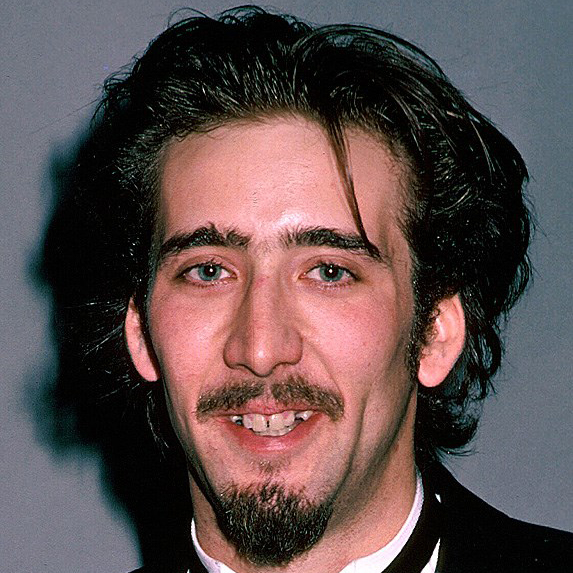 Nicolas Cage in 1983