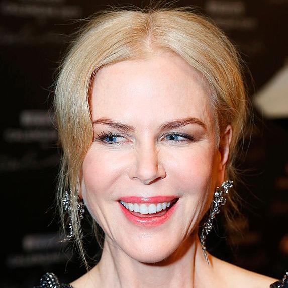 Nicole Kidman 2016 teeth