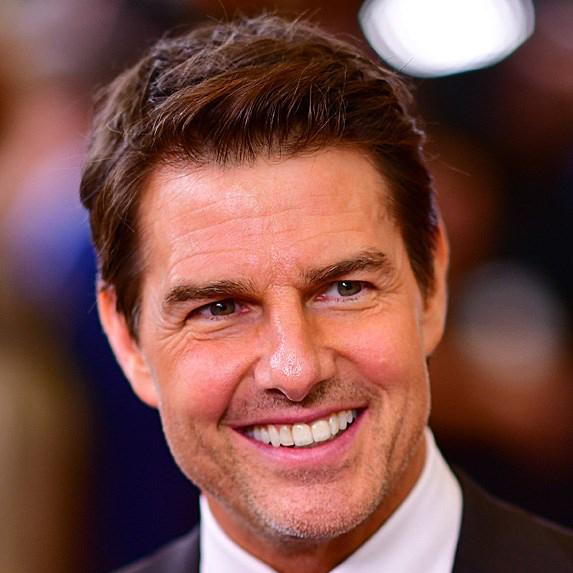 Tom Cruise in 2018