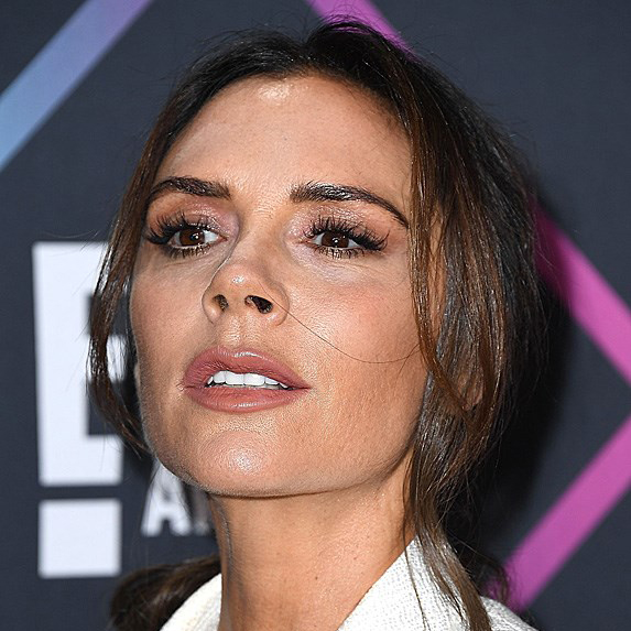 Victoria Beckham at the 2018 People's Choice Awards