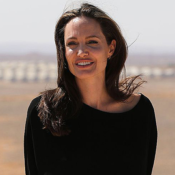 Angelina Jolie, number of marriages