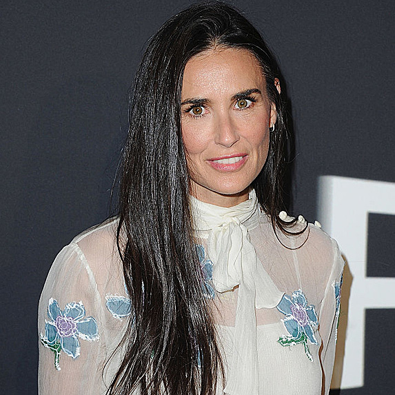 Demi Moore, number of marriages