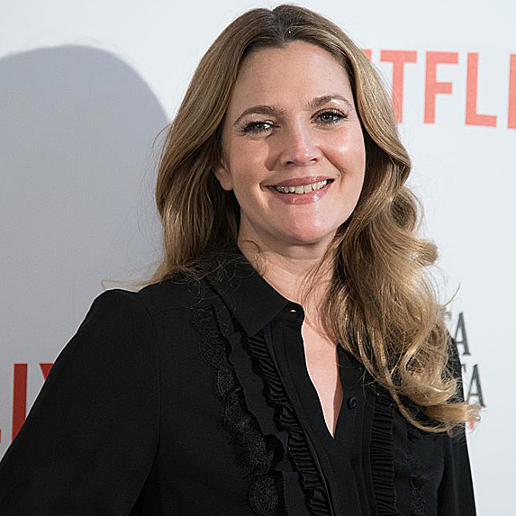 Drew Barrymore, number of marriages