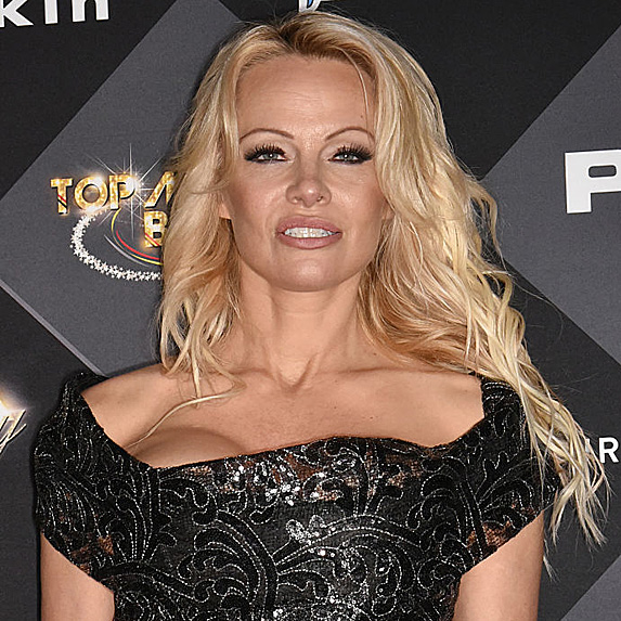 Pam Anderson, number of marriages