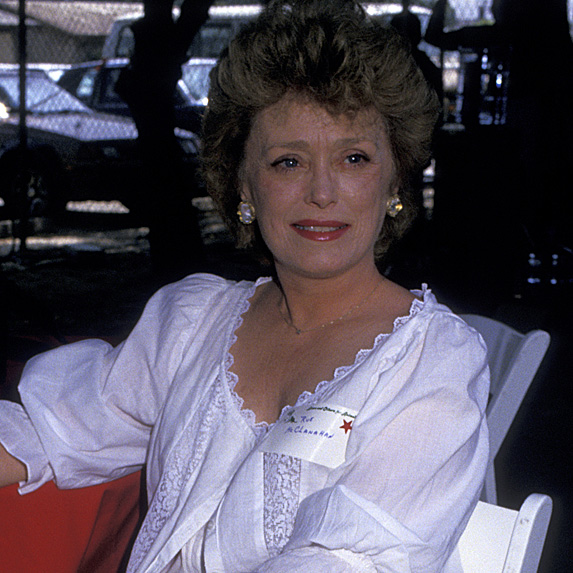 Rue McClanahan, number of marriages