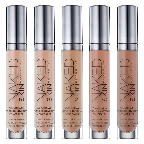 best concealer for oily skin urban decay naked