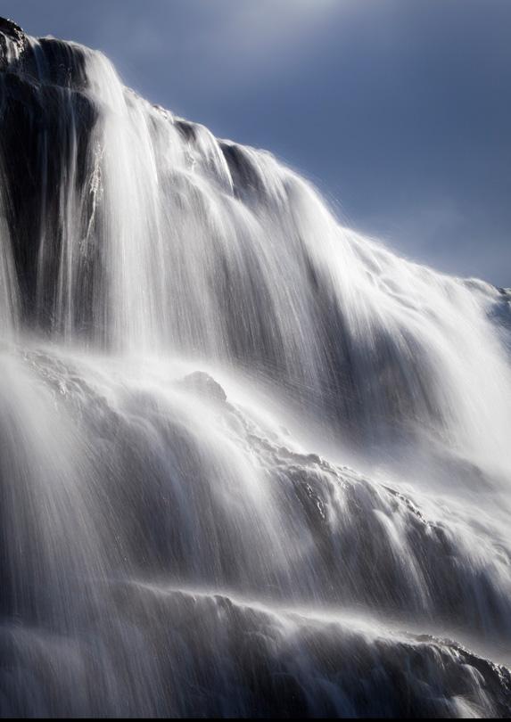 Dawson Falls in BC's Wells Gray Provincial Park