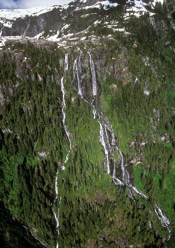 Della Falls in British Columbia