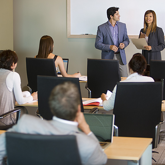 companies that offer training