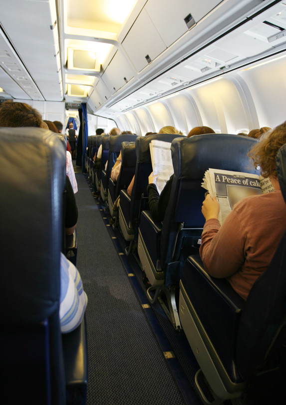 17. Booking an Aisle Seat