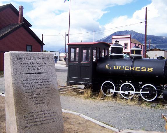 visit Carcross, Yukon