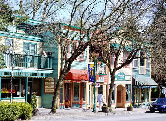 visit Fort Langley, British Columbia