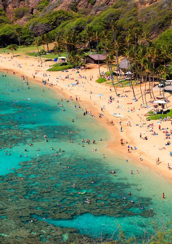 12. Haunama Bay Nature Preserve, Oahu