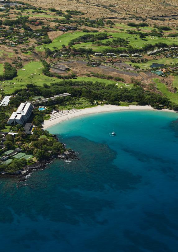 3. Kauna'oa (Mauna Kea) Beach, Hawai'i