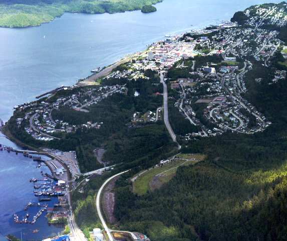 trip to Prince Rupert, British Columbia