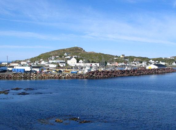 visit Twillingate, Newfoundland