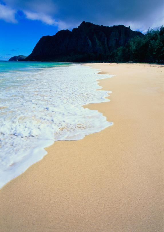 7. Waimanalo Beach, Oahu