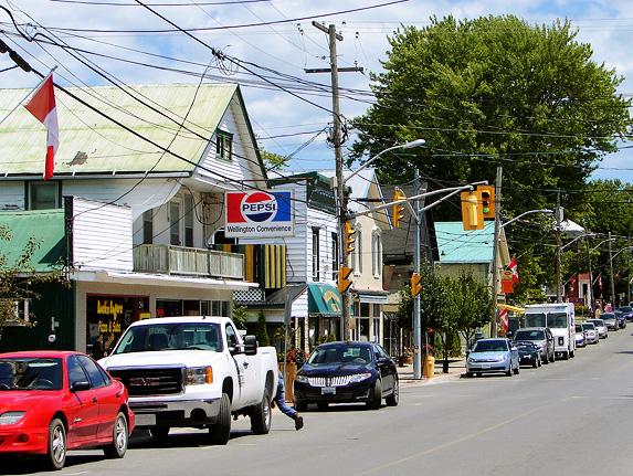 Wellington, Ontario a Canadian gem