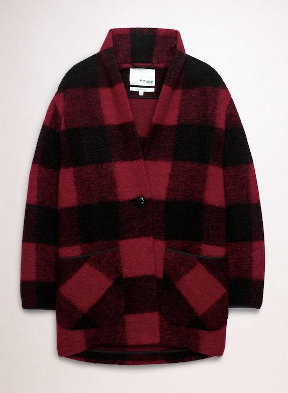 The Oversized Sweater-Coat