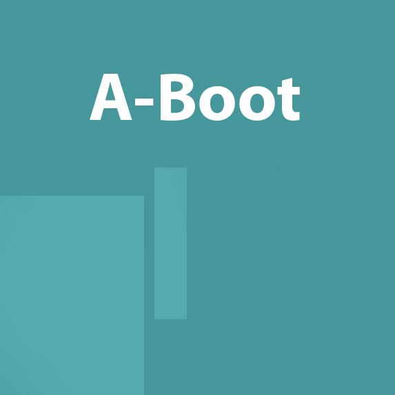 Saying 'A-boot'
