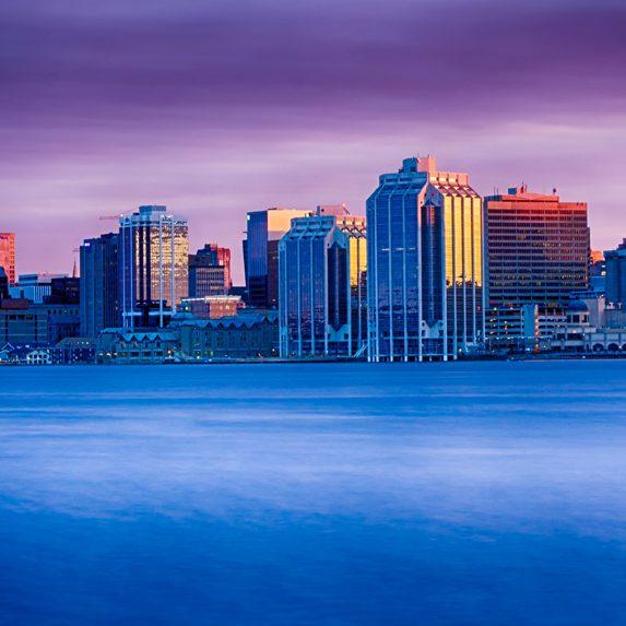 Skyline of Halifax, Nova Scotia