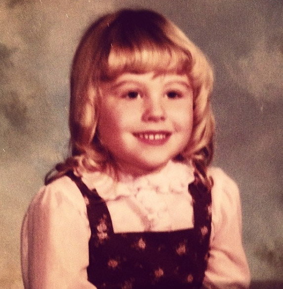 Jana Webb Through the Years