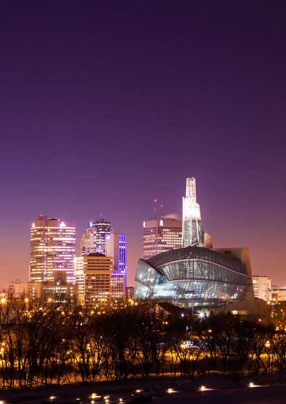 1. The Canadian Museum of Human Rights