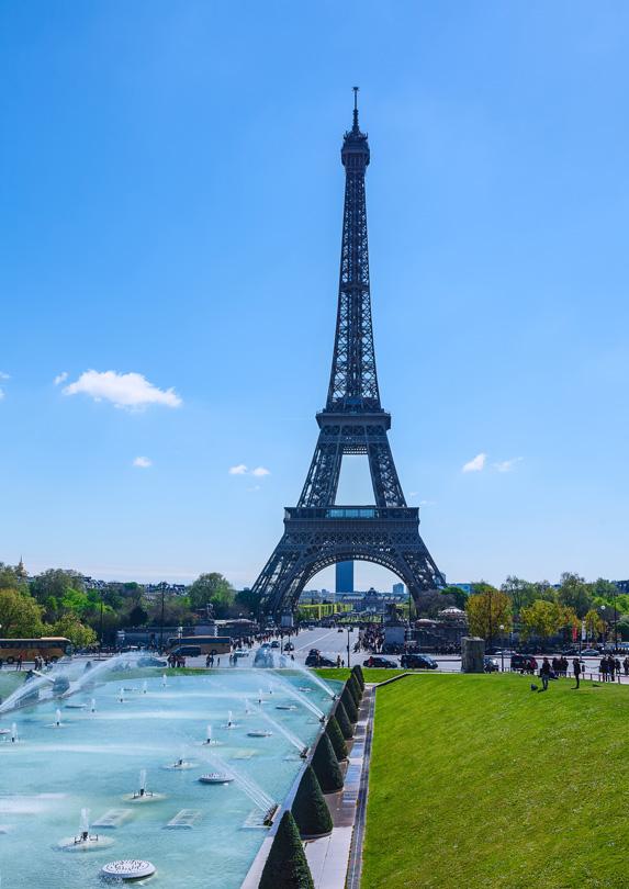 11. Paris, France