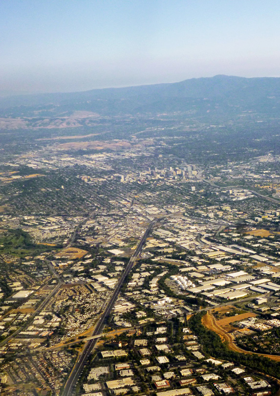 1. Silicon Valley, California