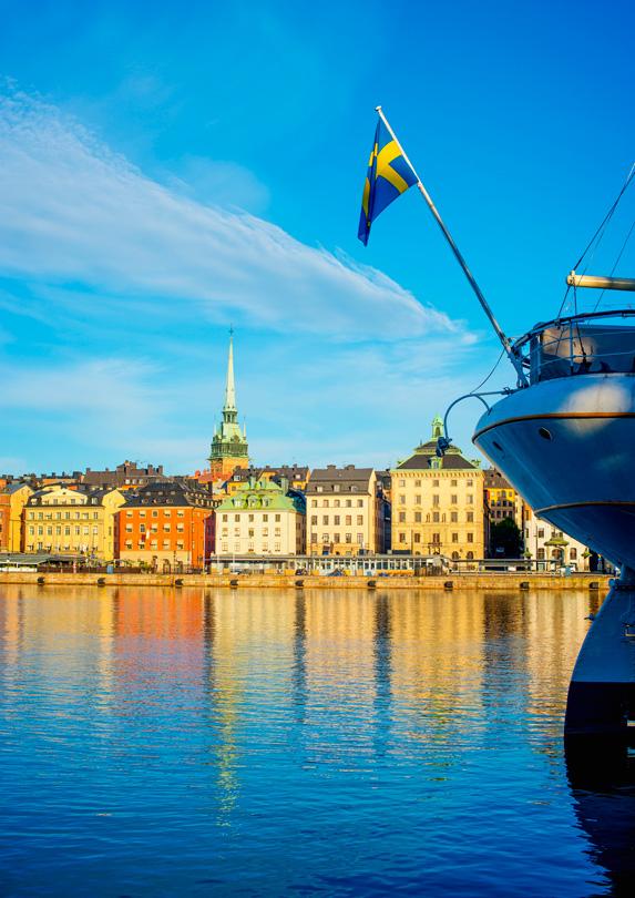 14. Stockholm, Sweden