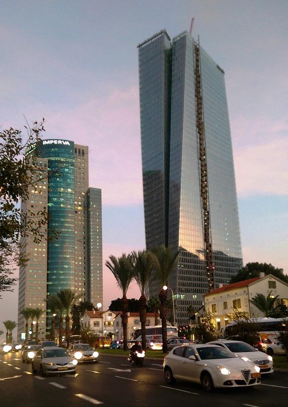 6. Tel Aviv, Israel