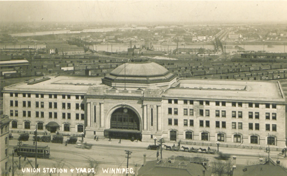 4. Union Station Design