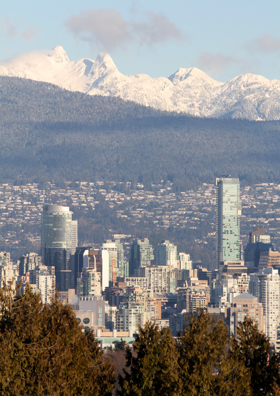 15. Vancouver, BC