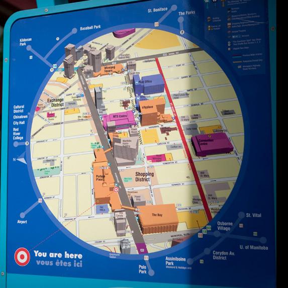 10. The Winnipeg Walkway System