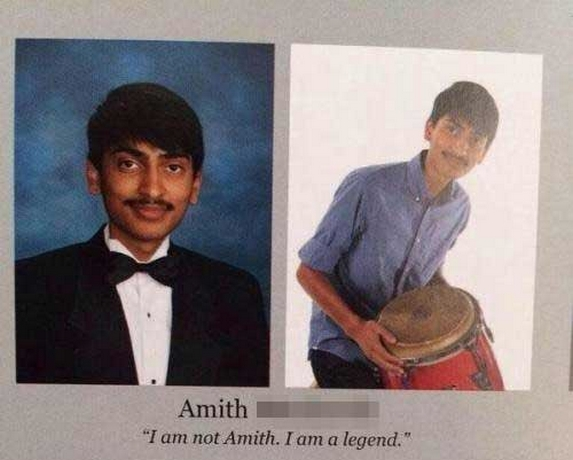 You don't need to tell us that, Amith — the conga drum pic says it all.