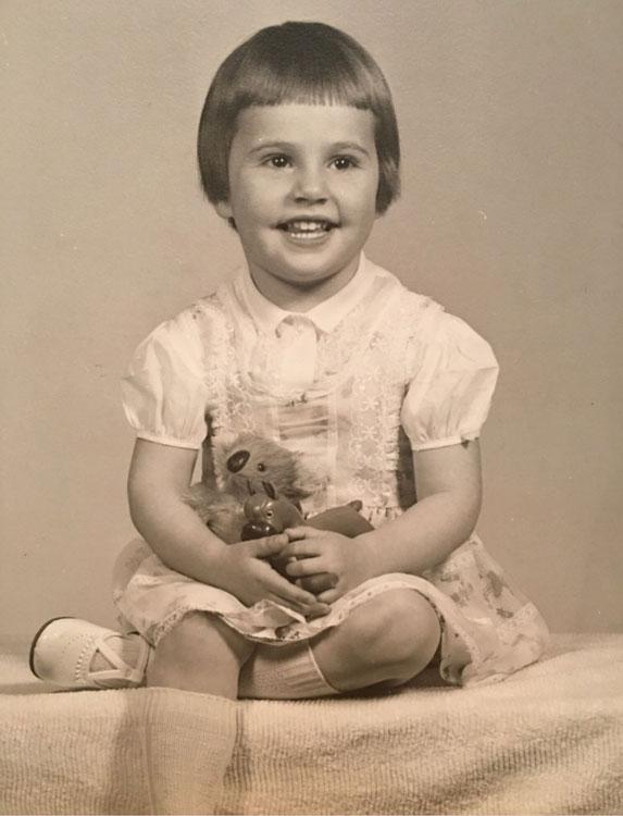 Joan Kelley Walker Through the Years