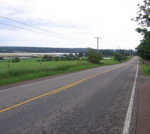 New Brunswick Route 114