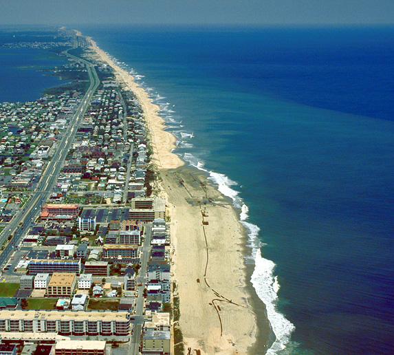 Rehoboth Beach to Ocean City, Maryland