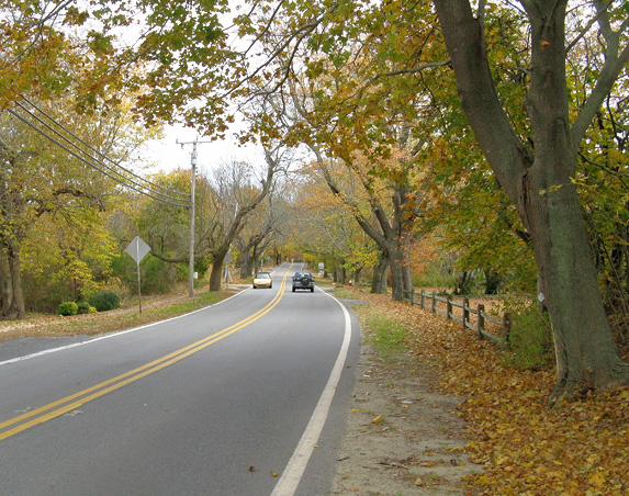 Old King's Highway, Massachusetts