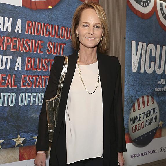 Helen Hunt at an event