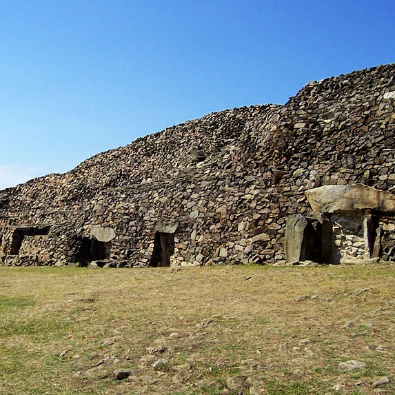 14. Cairn of Barnenez, France